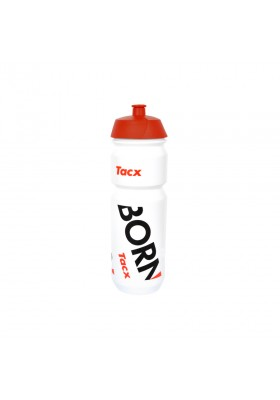 BORN PLASTIC WATERBOTTLE 0,8L