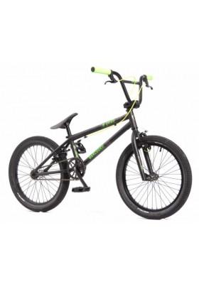 KHE BMX BARCODE 20'' ALLOY BLACK  2020 10,2KG