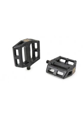 ANIMAL BMX PEDAL HAMILTON BLACK PVC 9/16''