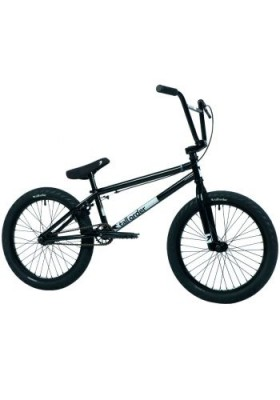 "TALL ORDER BMX RAMP LARGE 20.8"" GLOSS BLACK 2021"