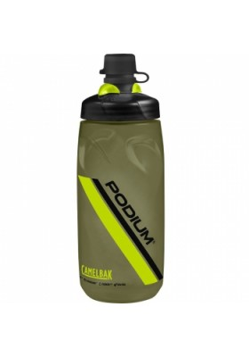 CAMELBAK WATERBOTTLE PODIUM DIRT 0.62L STEALTH