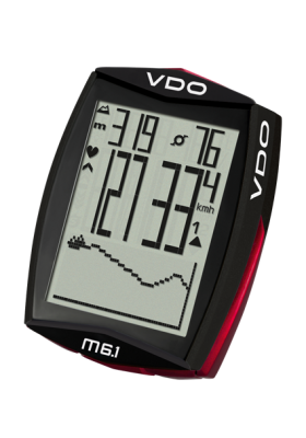 VDO CYCLE COMPUTER M6.1 WL ( Wireless )