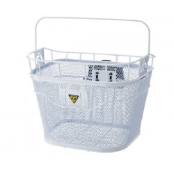 TOPEAK BASKET FRONT WITH FIXER 3E