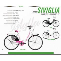 ESPERIA SVIGLIA 26'' LADY 2021 WHITE/FUKXIA