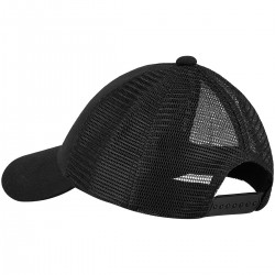 EA7 TENNIS CAP BLACK-PINK