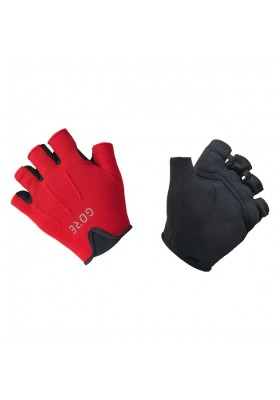 GORE GLOVES C3 SHORT RED