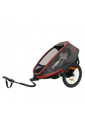 HAMAX OUTBACK ONE SINGLE CHILD CARRIER