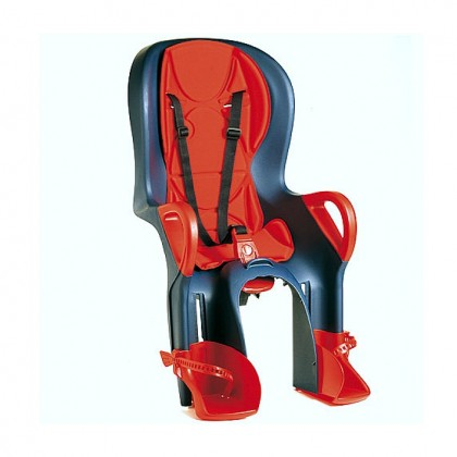 OK BABY CHILD SEATS 10+ BLACK/RED BASE
