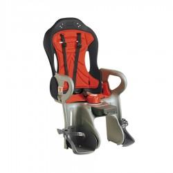 OK BABY CHILD SEATS SIRUS GREY/RED BASE