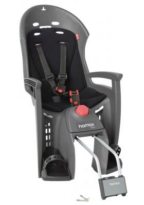 HAMAX CHILD SEATS SIESTA BLACK/ORANGE BASE