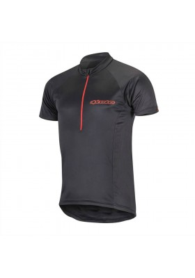 ALPINESTAR JERSEY ELITE SS  BLACK