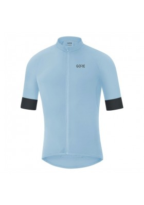 GORE JERSEY C7 LIGHT BLUE