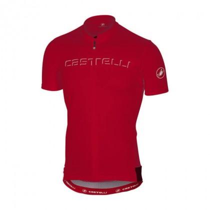 CASTELLI JERSEY PROLOGO V RED