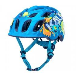 KALI CHAKRA CHILD MONSTERS Helmet black S (48-54cm)
