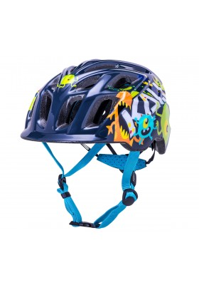 KALI CHAKRA CHILD MONSTERS Helmet black S (48-54cm)