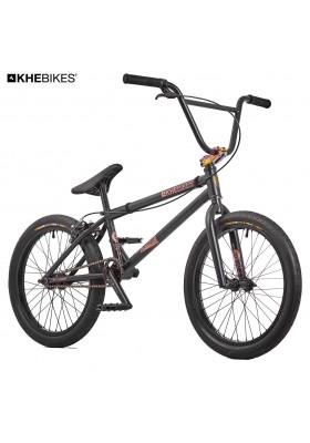 KHE BMX SILENCER BLACK 10KG