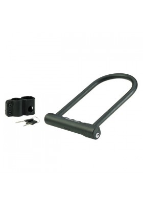 MASTER LOCK 8170 U-LOCK KEYED BLACK