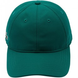 LACOSTE CORE PERFORMANCE CAP GREEN OR WHITE