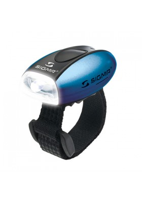 SIGMA LIGHT MICRO LED FRONT BLUE
