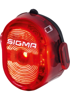 SIGMA REAR LIGHT NUGGET II FLASH