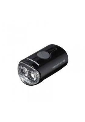 TOPEAK FRONT LIGHT  WHITELITE MINI USB