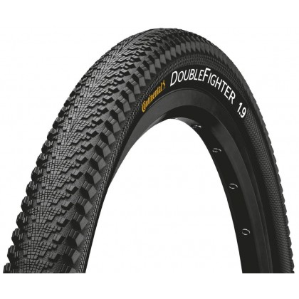 CONTINENTAL TIRE DOUBLE FIGHTER III 20X1.75/47-406 REFLEX