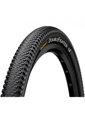 CONTINENTAL TIRE DOUBLE FIGHTER III 26X1.90 (50-559 ) BLACK