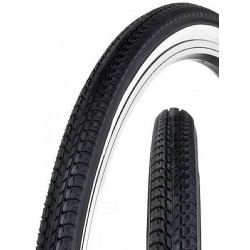 KENDA TIRE 24X 1 3/8 K192 BLACK/WHITE