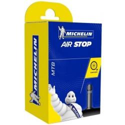 MICHELIN TUBE AIR STOP MTB 27.5X1.79/2.7 AV B4  34MM