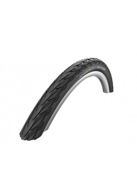 SCHWALBE TIRE DELTA CRUISER 24X1 3/8 ( 37-540 ) BLACK