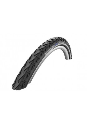 SCHWALBE TIRE LAND CRUISER 26X1.75 BLACK