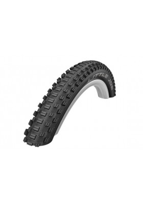 SCHWALBE TIRE LITTLE JOE 20X1.40 ( 37-406 ) FOLDING BLACK