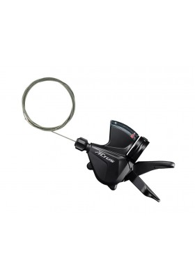 SHIMANO SHIFT LEVER ALTUS 3-SPEED  SL-M2000 LEFT