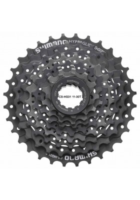 SHIMANO CS-HG31 8 SPEED CASSETTE 11-30T