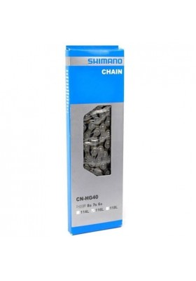 SHIMANO ALTUS CN-HG40 6/7/8 SPEED CHAIN