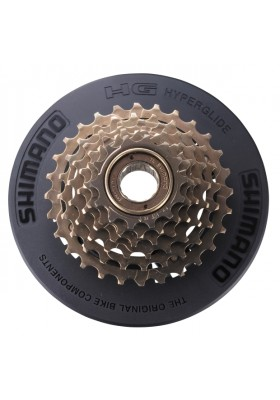 SHIMANO MF-TZ20-CP 14-28T 6 SPEED
