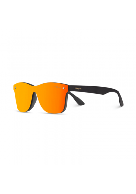 BLUEPRINT SUNGLASS SENNA BLACK ORANGE