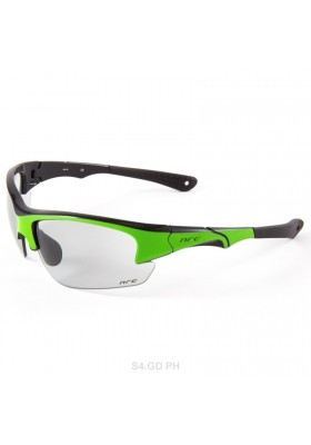 NRC SUNGLASSES SPORT S4 PHOTOCROMATIC GREEN