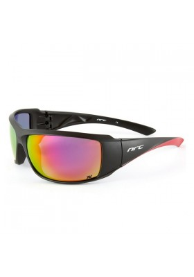 NRC SPORT SUNGLASSES ZERO Z4 BLACK/RED