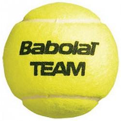 BABOLAT TEAM BALLS 3x