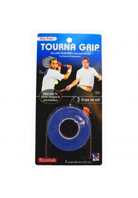 TOURNA GRIP ORIGINAL BLUE X3 OVERGRIP