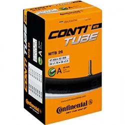 CONTINENTAL TUBE MTB B+ 27.5'' STANDARD 40MM