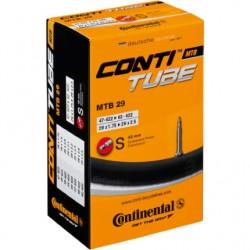 "CONTINENTAL TUBE MTB B+ 27.5"" LIGHT PRESTA 42MM"