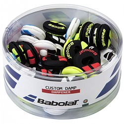 BABOLAT CUSTOM DAMP SHOCK ABSORBERS 48 BOX