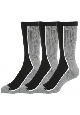 HEAD PERFORMANCE CREW SOCKS 3 PAIRS