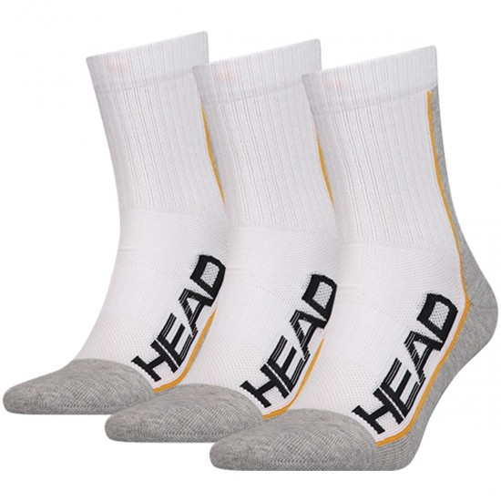 HEAD PERFORMANCE SOCKS 3 PAIRS