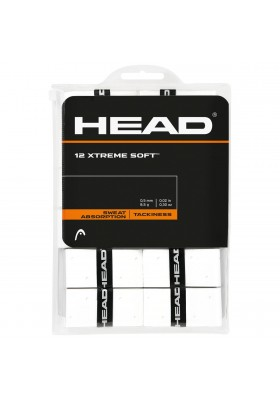 HEAD XTREME SOFT PACK 12 OVERGRIPS