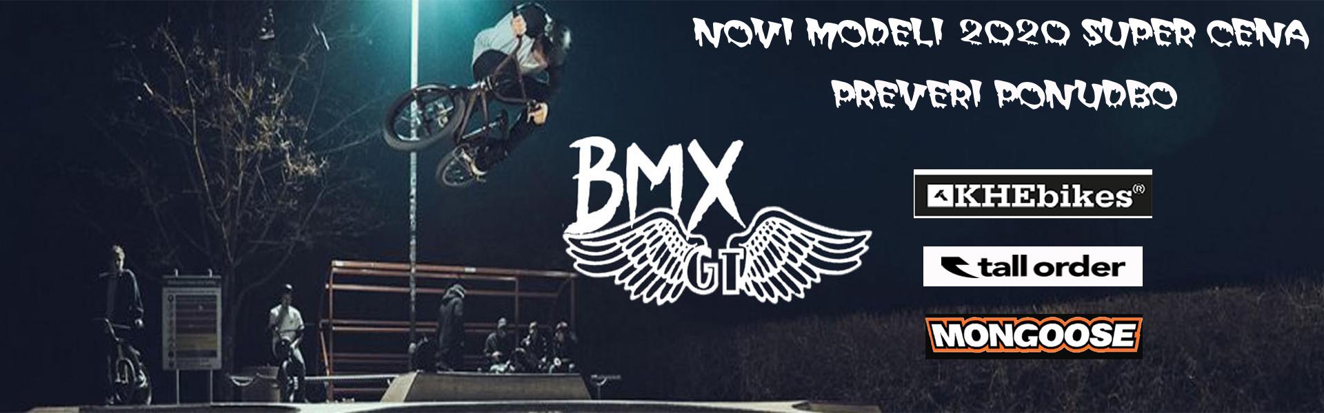 GT BANNER BMX