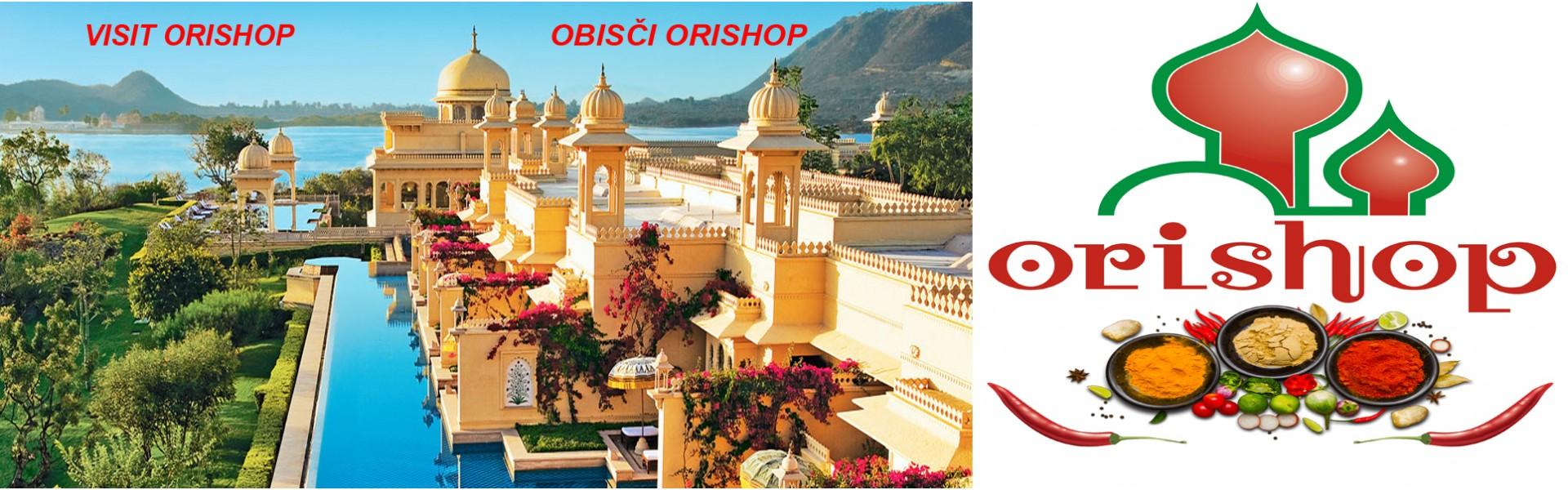 VISIT ORISHOP