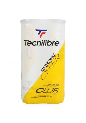 TECNIFIBRE CLUB BALLS 4 BIPACK